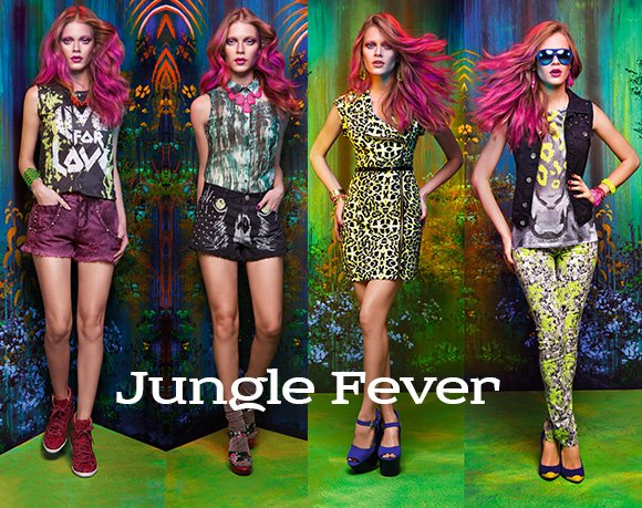 marisa jungle fever